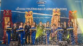 Ford Việt Nam khai trương đại lý 3S 2,5 triệu USD tại Hà Nội