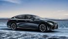 Vén màn xế sang Lexus LS500h 2018 hoàn toàn mới