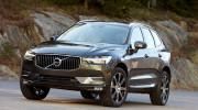 Ảnh chi tiết Volvo XC60 2018 hoàn toàn mới