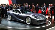 Siêu ngựa Ferrari 812 SuperFast chính thức ra mắt