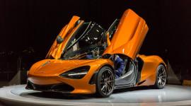 McLaren 720S chính thức trình làng, mạnh 709 mã lực