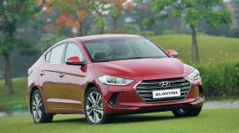 Ưu đãi lên đến 50 triệu đồng khi mua xe Hyundai SantaFe và Elantra