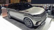 Ngây ngất trước vẻ đẹp của Range Rover Velar 2018
