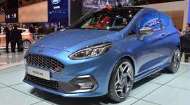Mục sở thị Ford Fiesta ST 2018 vừa ra mắt