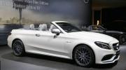 """Mercedes AMG C63 Cabriolet """"xanh đại dương"""" trình làng"""