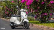 Chi tiết Vespa LX 125 2017 giá 67,9 triệu đồng tại Việt Nam