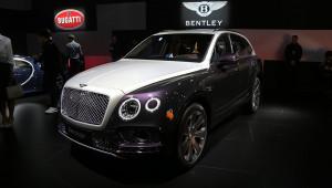Cận cảnh siêu SUV Bentley Bentayga Mulliner vừa ra mắt