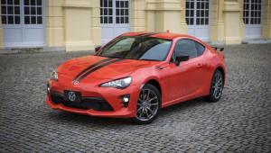 Toyota ra mắt GT86 2017 bản đặc biệt sản xuất chỉ 860 chiếc