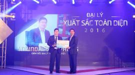 Hyundai Giải Phóng - Đại lý Xuất sắc toàn diện năm 2016