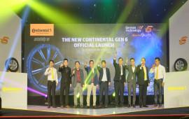 Continental ra mắt lốp mới cho xe sang tại Việt Nam