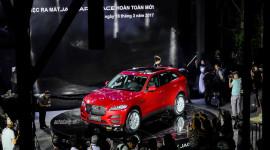 Chi tiết SUV hạng sang Jaguar F-PACE vừa ra mắt tại Việt Nam