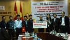Toyota Việt Nam tặng xe và động cơ phục vụ đào tạo