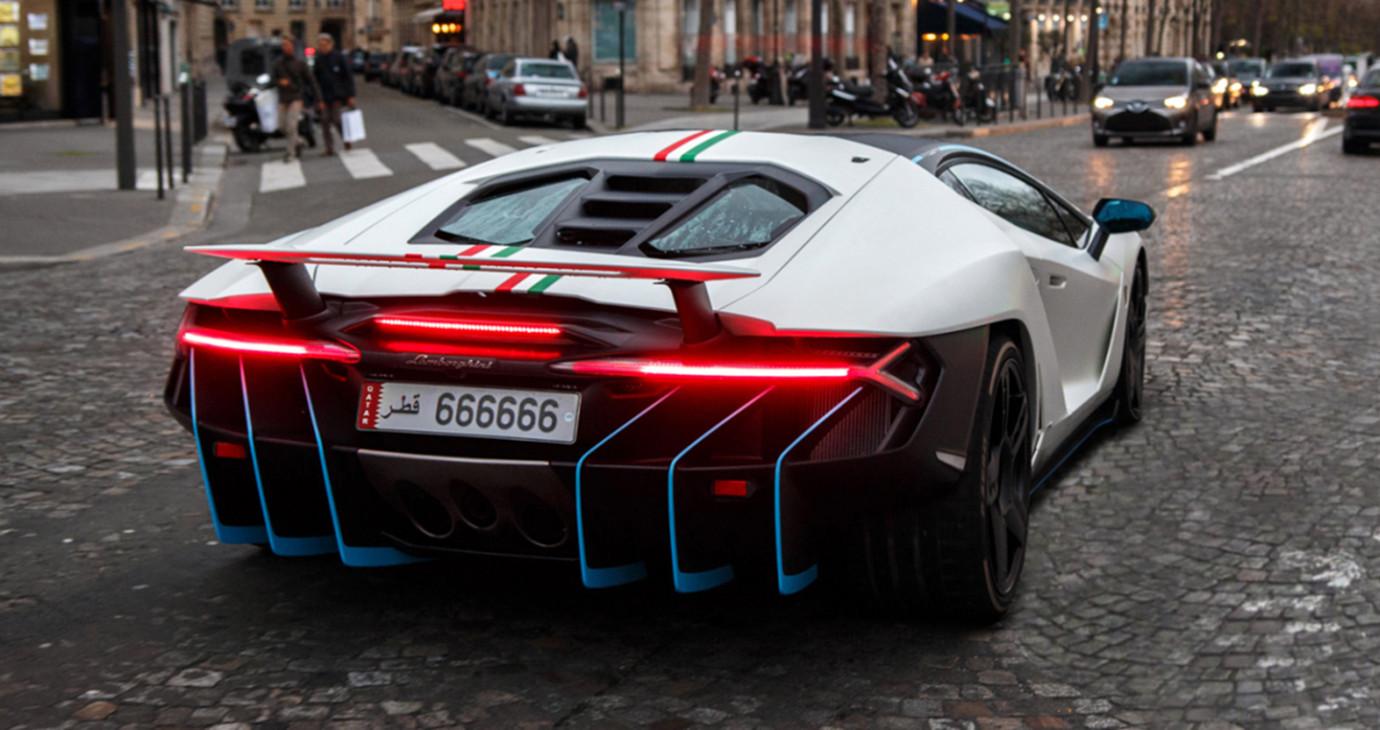 Thêm 2 Siêu bò Lamborghini Centenario đến tay khách hàng