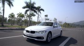 """Đánh giá BMW 320i phiên bản đặc biệt: """"chất Đức"""" khó cưỡng"""