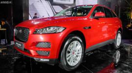 Tìm hiểu nhanh SUV hạng sang Jaguar F-PACE vừa ra mắt tại Việt Nam