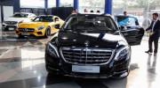 Ôtô sang tăng giá 4 tỷ: Dân giàu xếp hàng chờ mua
