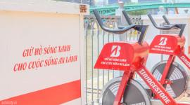 Cùng Bridgestone Việt Nam cải thiện môi trường nước