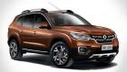 Renault Duster thế hệ mới chuẩn bị trình làng