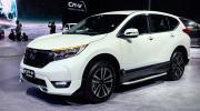 """Honda CR-V 2017 """"chất"""" hơn trong bộ phụ kiện Modulo"""