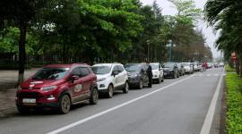 Thử mức tiêu thụ nhiên liệu của Ford Fiesta và EcoSport