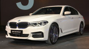 BMW 5-Series 2017 ra mắt tại Malaysia, giá từ 90.185 USD