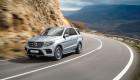 Mercedes-Benz GLE được bổ sung hộp số 9G-TRONIC tại Việt Nam