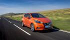 Ảnh chi tiết Nissan Micra thế hệ mới