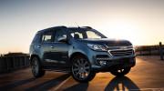 Chevrolet Trailblazer 2017 sẵn sàng ra mắt tại Việt Nam, cạnh tranh với Fortuner