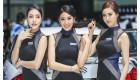 """Dàn """"chân dài"""" nóng bỏng tại Bangkok Motor Show 2017"""