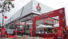 Mitsubishi Motors Việt Nam nâng cấp và mở rộng mạng lưới đại lý