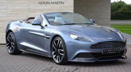 Aston Martin Vanquish Volante độc nhất vô nhị giá 295.000 USD