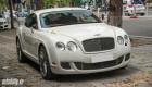 Cận cảnh Bentley Continental GT Speed lắp gương xe máy tại Hà Nội