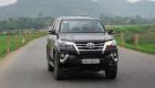 Đánh giá xe Toyota Fortuner 2017 (P3): Đo nhiên liệu và cảm giác lái đường trường
