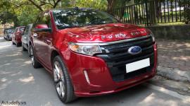 Chạm mặt SUV 5 chỗ Ford Egde Sport tại Việt Nam