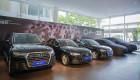 Audi Việt Nam bàn giao 131 xe phục vụ APEC 2017