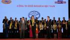 Toyota Việt Nam nhận Giải thưởng Rồng Vàng lần thứ 16