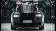 Rolls-Royce Ghost mang phong cách Black Badge tại Hà Nội
