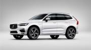 Volvo XC60 2018 có giá từ 46.200 USD
