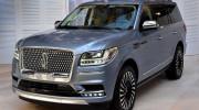 Lincoln Navigator 2018: Nâng tầm SUV hạng sang cỡ lớn