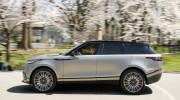 Range Rover Velar ra mắt người tiêu dùng Mỹ