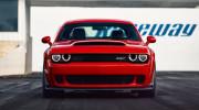 Ảnh chi tiết Dodge Challenger SRT Demon 2018