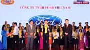 Ford Việt Nam nhận giải thưởng Rồng Vàng 2017