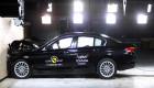 BMW 5-Series 2017 đạt tiêu chuẩn an toàn 5 sao
