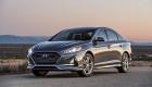 Cạnh tranh với Toyota Camry, Hyundai Sonata 2018 ra mắt với nhiều nâng cấp
