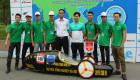 Sôi động cuộc thi lái xe sinh thái tiết kiệm nhiên lệu 2017