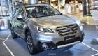 Chi tiết Subaru Outback và Forester 2017 tại Việt Nam