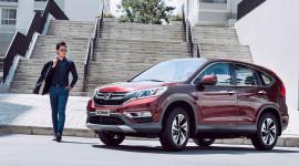 Hưởng nhiều ưu đãi khi mua Honda CR-V và Honda Accord