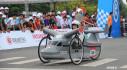 Sinh viên Việt chế xe đi 1.352 km chỉ với 1 lít xăng                                                             1