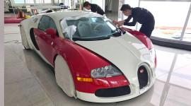 Bugatti Veyron từng của đại gia Minh Nhựa giờ ra sao?