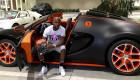 """""""Độc cô cầu bại"""" Floyd Mayweather bán cặp đôi Bugatti Veyron Grand Sport"""